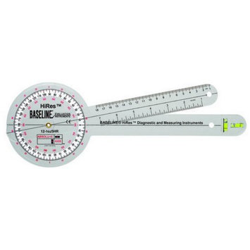 Fabrication Baseline Hi-Res Absolute Axis 12-inch Goniometer
