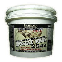 Ultimate Nutrition Muscle Juice 2544 Weight Gain Drink Mix, Cookies 'N' Cream, 167.2-Ounce Tub