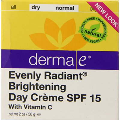 Derma E Evenly Radiant Skin Care Evenly Radiant Day Creme SPF 15