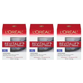 L'Oréal Paris Skin Care Revitalift Anti-Wrinkle Plus Firming Night Cream