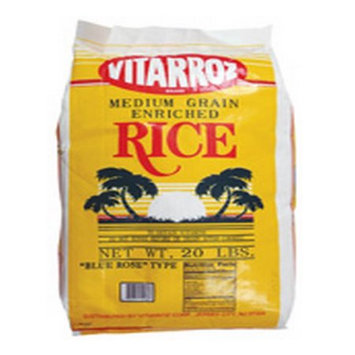 Vitarroz Medium Grain Rice 20 Lb