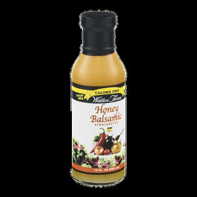 Walden Farms Honey Balsamic Vinaigrette