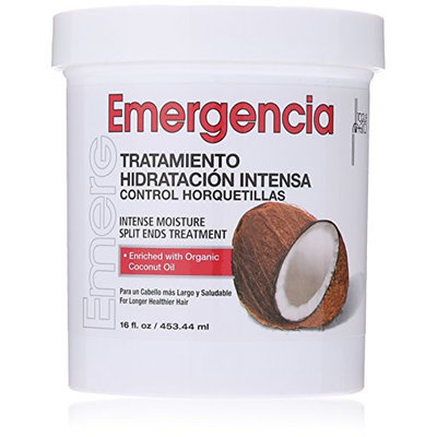 Toque Magico Emergencia - intense moisture split end mask 16oz