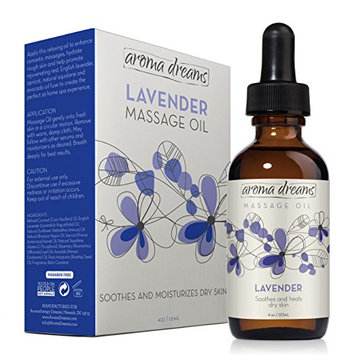 Aroma Dreams Lavender Soothing Massage Oil