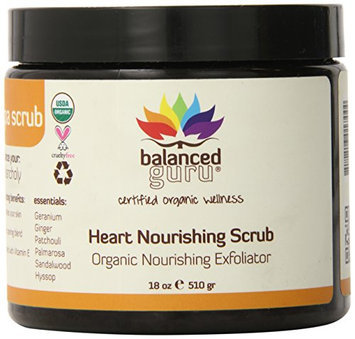 Balanced Guru Heart Nourishing Scrub