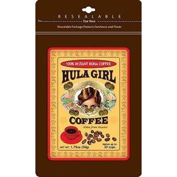 Zero Gravity Hawaii 100% Hawaiian Kona Coffee Freeze Dried Instant