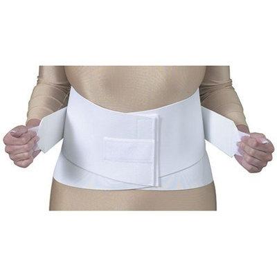 Duro-Med 10 Lumbar/Sacral Belt Flex, White, Medium