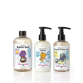 My True Nature Tubby Time Clean and Soft Set