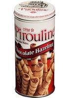 Pirouline Chocolate Hazelnut Cream Wafer Rolls