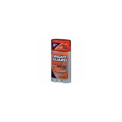 Right Guard Total Defense 5 PowerDeo Antiperspirant/Deodorant-Fast Break-3 oz