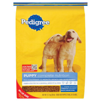 Pedigree® Complete Nutrition Puppy Food