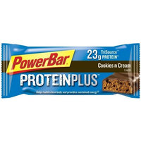 PowerBar Power Bar Protein Plus Bars, Cookies & Cream, 12 pk