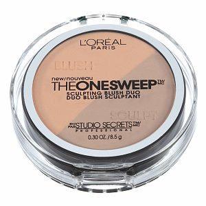 L'Oréal Paris Studio Secrets Professional The One Sweep™ Sculpting Blush Duo
