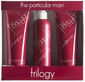 The Particular Man Trilogy Gift Pack Shampoo