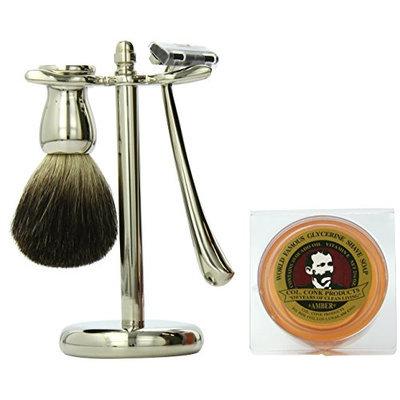 Colonel Conk No.246 Double Track Shave Set