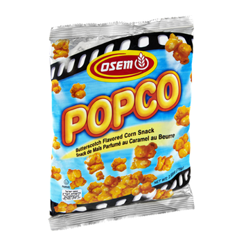 Osem Popco Butterscotch Flavored Corn Snack