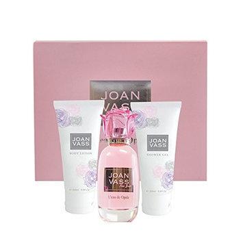 Joan Vass L'eau de Opale 3-Piece Gift Set