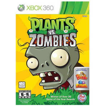 Popcap Pre-Owned Plants vs. Zombies for Xbox 360
