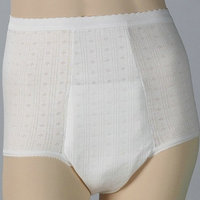 Dignity Free & Active Women's Absorbent Brief with Built-In Protection medium
