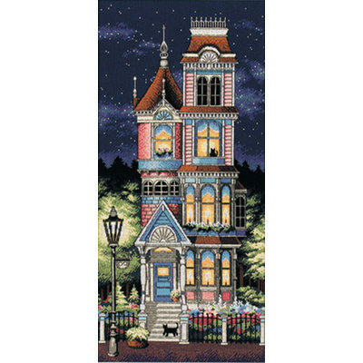 Dimensions Counted Cross Stitch Kit - Victorian Charm