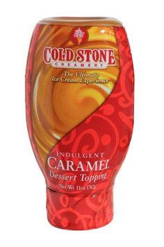 Cold Stone Creamery DESSERT TOPPER, CARAMEL, (Pack of 6)