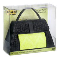 Post-it Pop-up Note Dispenser Includes 90 Notes