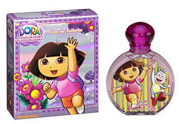 Dora The Explorer Eau de Toilette Spray