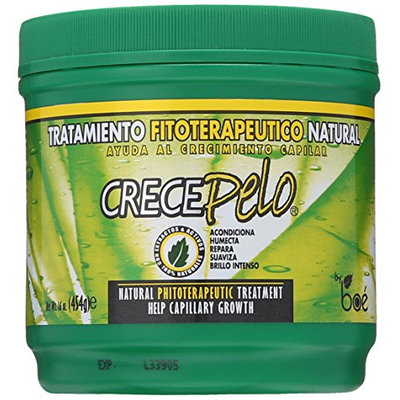 Boe Coesmtics Crecepelo Natural Phitoterapeutic Treatment