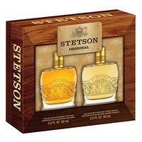 Stetson 2 Pc Gift Set (Cologne and Aftershave)
