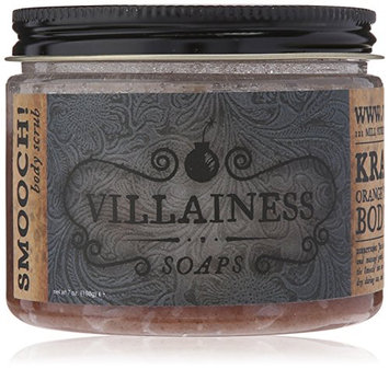 Villainess Krakatoa Body Scrub