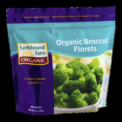 Earthbound Farm Organic Broccoli Florets