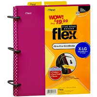 Mead Five Star Flex X-LG All-in-One NoteBinder