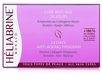 Heliabrine Regenerative Marin Collagen Ampoules Anti-Aging