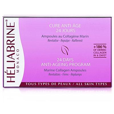Heliabrine Regenerative Marin Collagen Ampoules Anti-Aging