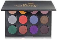 SHANY Summerly Eyeshadow Palette (12 Colors Combination Palette with Large Pans