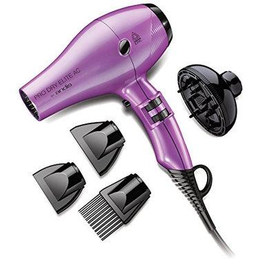 Andis Pro Dry Elite AC 1600W Dryer - Purple