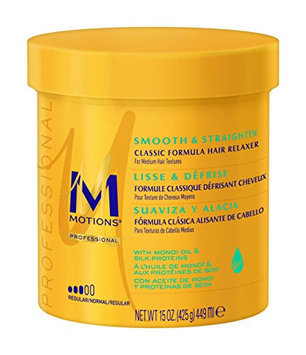 Motions Smooth & Straighten Hair Relaxer