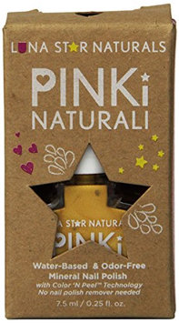 Lunastar Pinki Natural Nail Polish