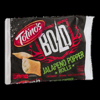 Totino's Bold Jalapeno Popper Rolls