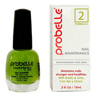 Probelle Nail Maintenance with Garlic and Lime
