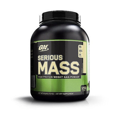 Optimum Nutrition Serious Mass - Vanilla