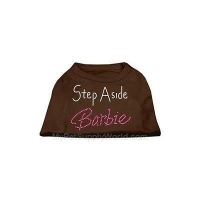 Ahi Step Aside Barbie Shirts Brown XL (16)