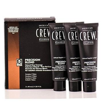 American Crew Precision Blend Hair Dyes, Medium Ash