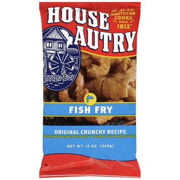 House-Autry Original Crunchy Recipe Fish Fry, 12 oz