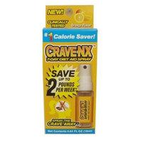 Crave-NX 7-Day Diet Aid Spray, Orange Flavor, 0.64 oz Single Bottle