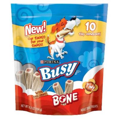 Purina Busy Bone Busy Bone Real Meat Tiny Dog Treats - 10 pk