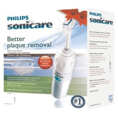 Philips Sonicare Better Plaque Removal Essence with Quadpacer Hx5751/12