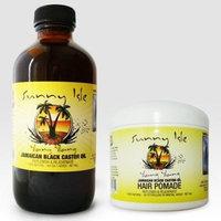 Sunny Isle Ylang Ylang Jamaican Black Castor Oil Pomade 4oz