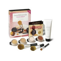 Bare Escentuals bareMinerals 9-Piece Get Started Value Kit - Deep Golden Deep/Deepest Deep