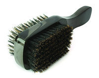Annie Professional 2-Way Brush 100% Natural Medium Boar Bristle